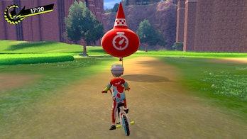 Rotom Rally Red Balloon Pokemon Sword and Shield