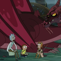 'Rick and Morty' talking cat could be key to the Season 4 finale