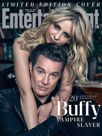 Buffy the Vampire Slayer Reunion Legacy