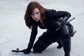 Black Widow Marvel MCU
