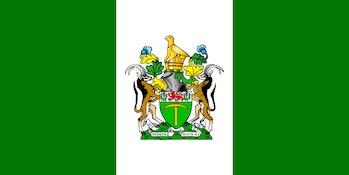 flag, rhodesia
