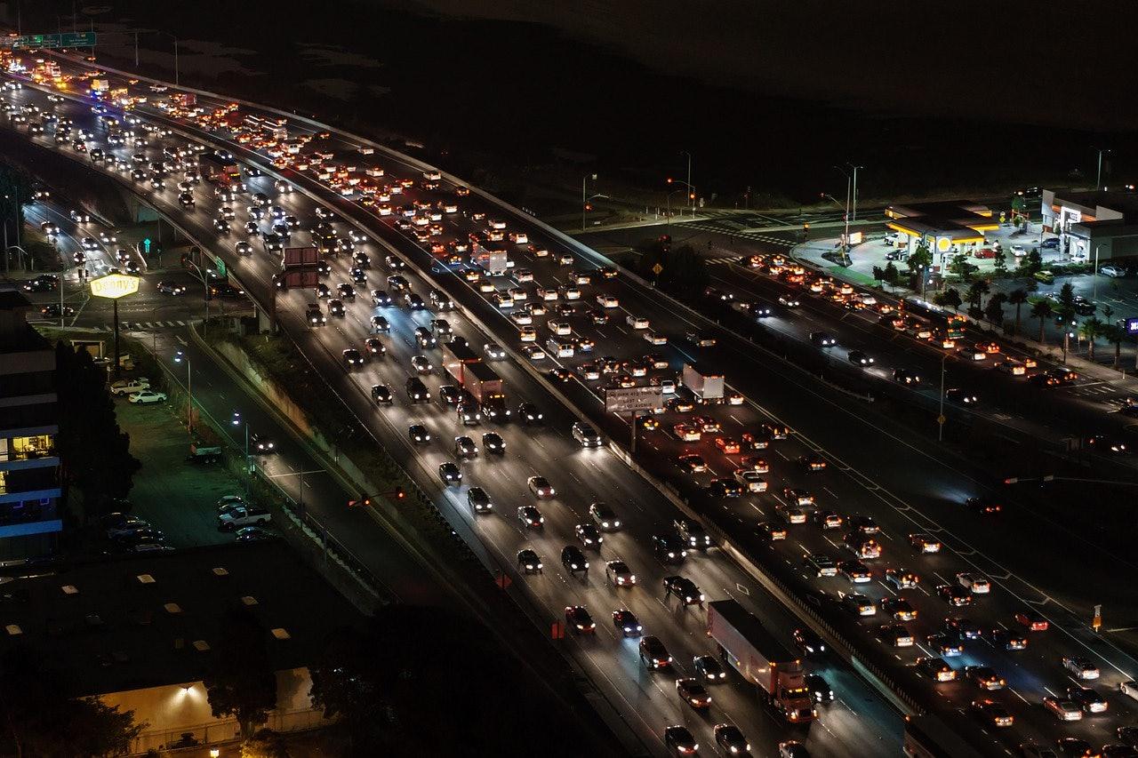 commute, traffic