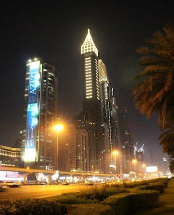 Dubai, hotels