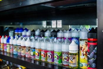 Fruit- and Candy-Flavored Vape Juice Are Most Popular Among Two Age Groups