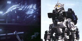 Mechagodzilla in 'Godzilla: Monster Planet'