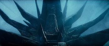 Palpatine Star Wars Rise of Skywalker trailer