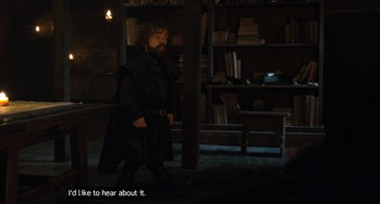 """Peter Dinklage on 'Game of Thrones' episode """"A Knight of the Seven Kingdoms"""""""
