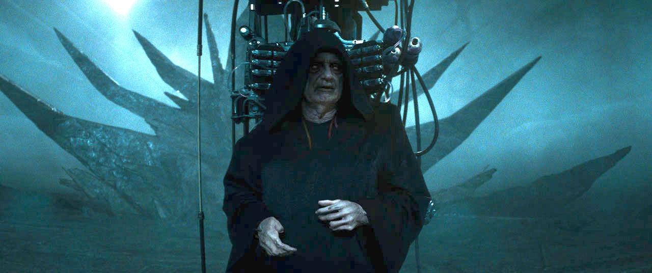 Rise Of Skywalker Theory Novelization Will Explain A Palpatine Mystery