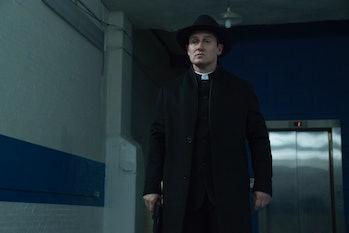 The Punisher Season 2 John Pilgrim