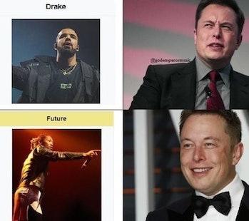 meme elon musk future