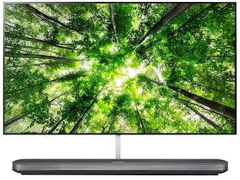 LG Wallpaper W8 4K OLED TV