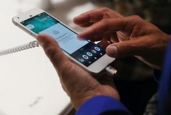 Smartphones are a treasure trove of data.