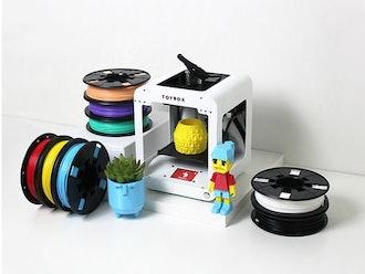 Toybox 3D Printer Deluxe Bundle
