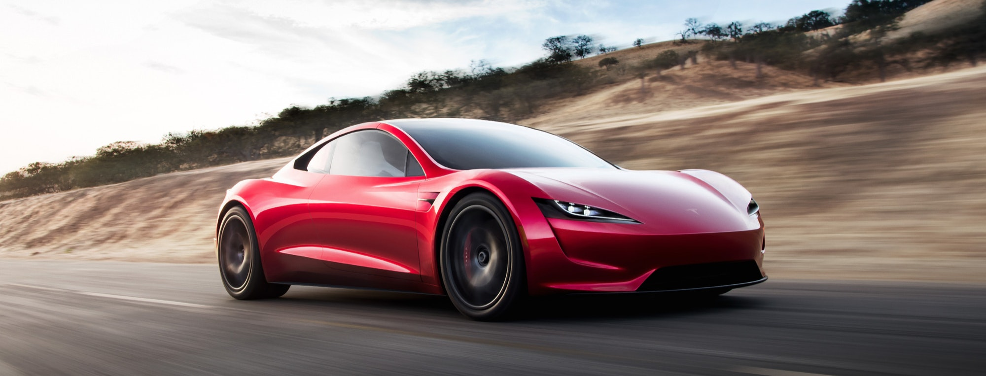 The new Roadster.