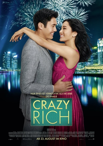 Crazy Rich Asians poster  - Germany