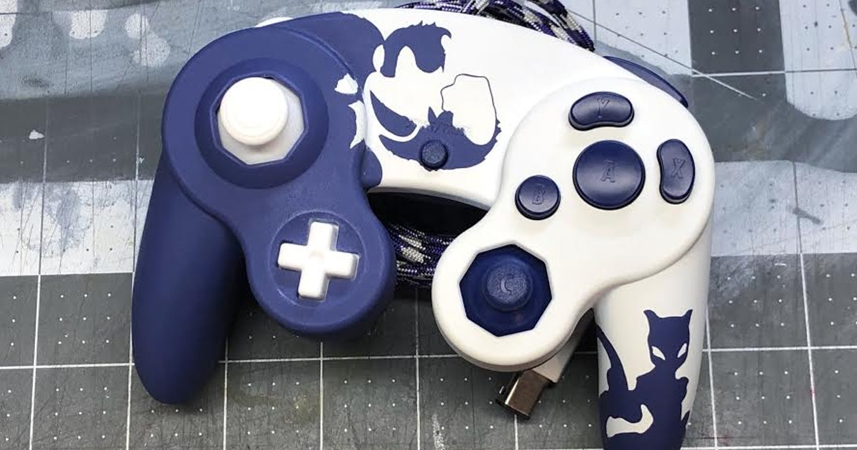 Nearly Two Decades Later The Vital Gamecube Controller Retains Its Allure Each button is completely solid and designed to fit only one of two controller types, please see the picture to determine which. gamecube controller
