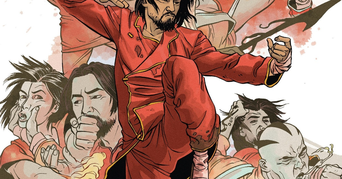 Who Is Shang-Chi? Marvel's Asian Superhero Is More Than a Kung Fu Master