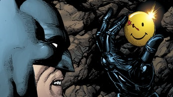 Watchmen from DC Rebirth