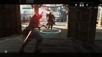 'For Honor' Shadow and Might Shinobi