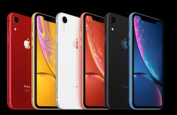 iphone xr colors