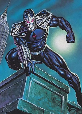 Darkhawk, as seen in the Marvel Comics
