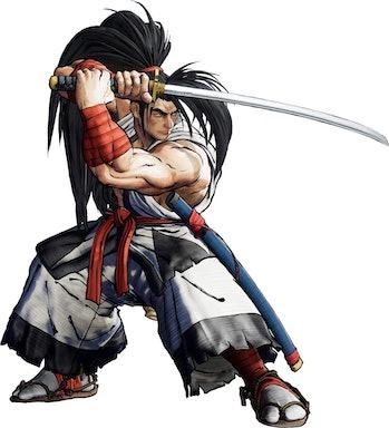 haohmaru samurai shodown