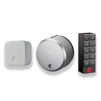 August Smart Lock Pro + Connect + Free August Smart Keypad (3rd Generation)