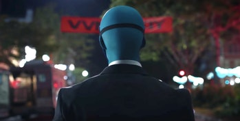 Doctor Manhattan in the trailer for 'Watchmen' Episode 8