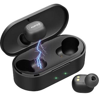 Aufo Wireless Bluetooth 5.0 Earbuds