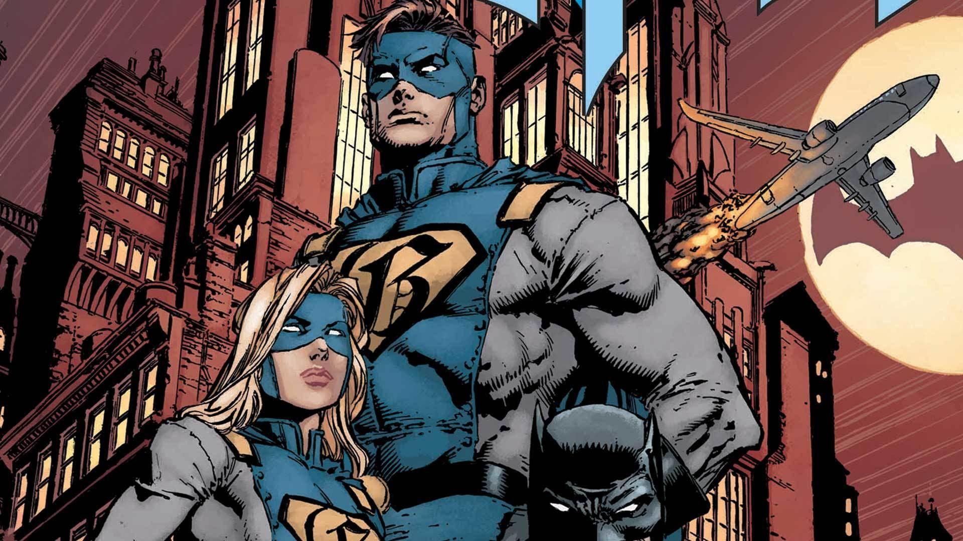 DC Comics Batman Gotham Gotham Girl