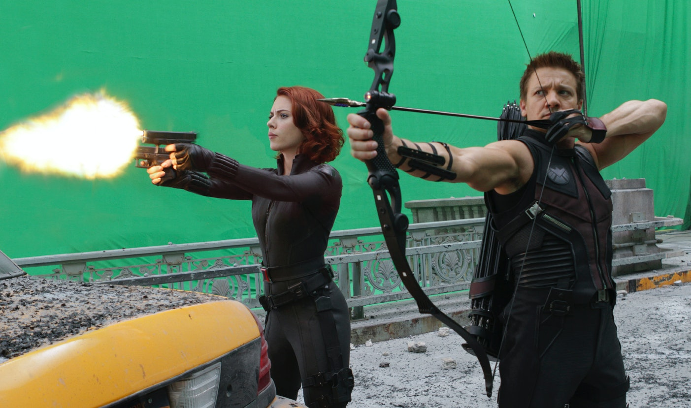 The Avengers Endgame Budapest