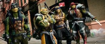 Ninja Turtles Ready Player One