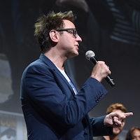 James Gunn Responds to Fanboy Tears over Zendaya as MJ
