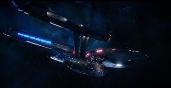 The new Enterprise is the old Enterprise