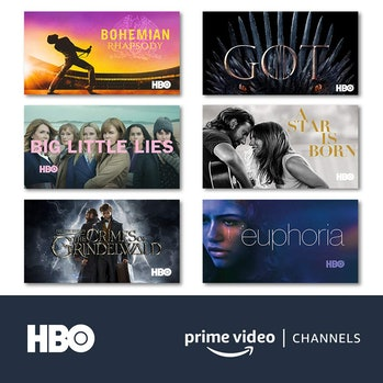 Fire TV Stick with Alexa Voice Remote plus 2 months of HBO