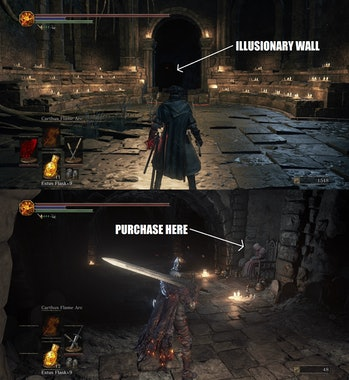 dark souls 3 wolf knight armor set location
