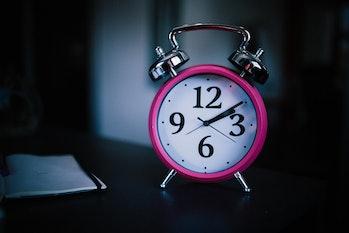 clock, sleep