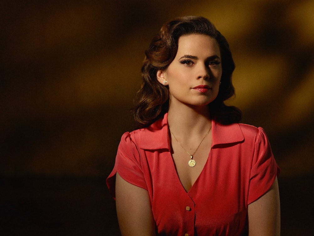 Marvel What If Peggy Carter