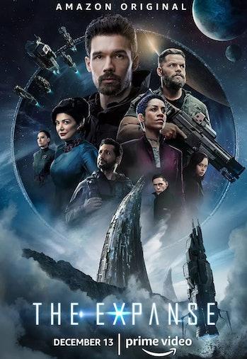 expanse season 4 poster