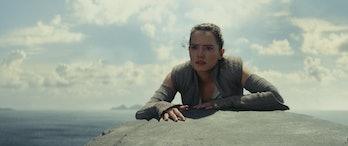 Star Wars The Last Jedi Daisy Ridley