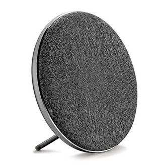 Bluetooth V4.2 Portable Speaker with HD Sound and Bass, Wireless Desktop Speaker Built-in Mic Compatible for iPhone, Samsung Android Phone