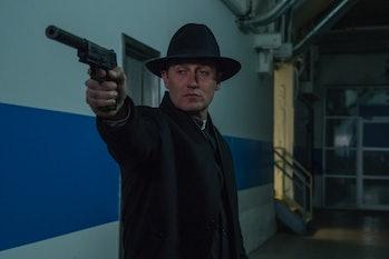 Josh Stewart John Pilgrim The Punisher Season 2
