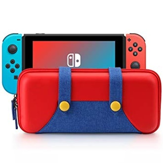 Super Mario Deluxe Travel Carrying Case