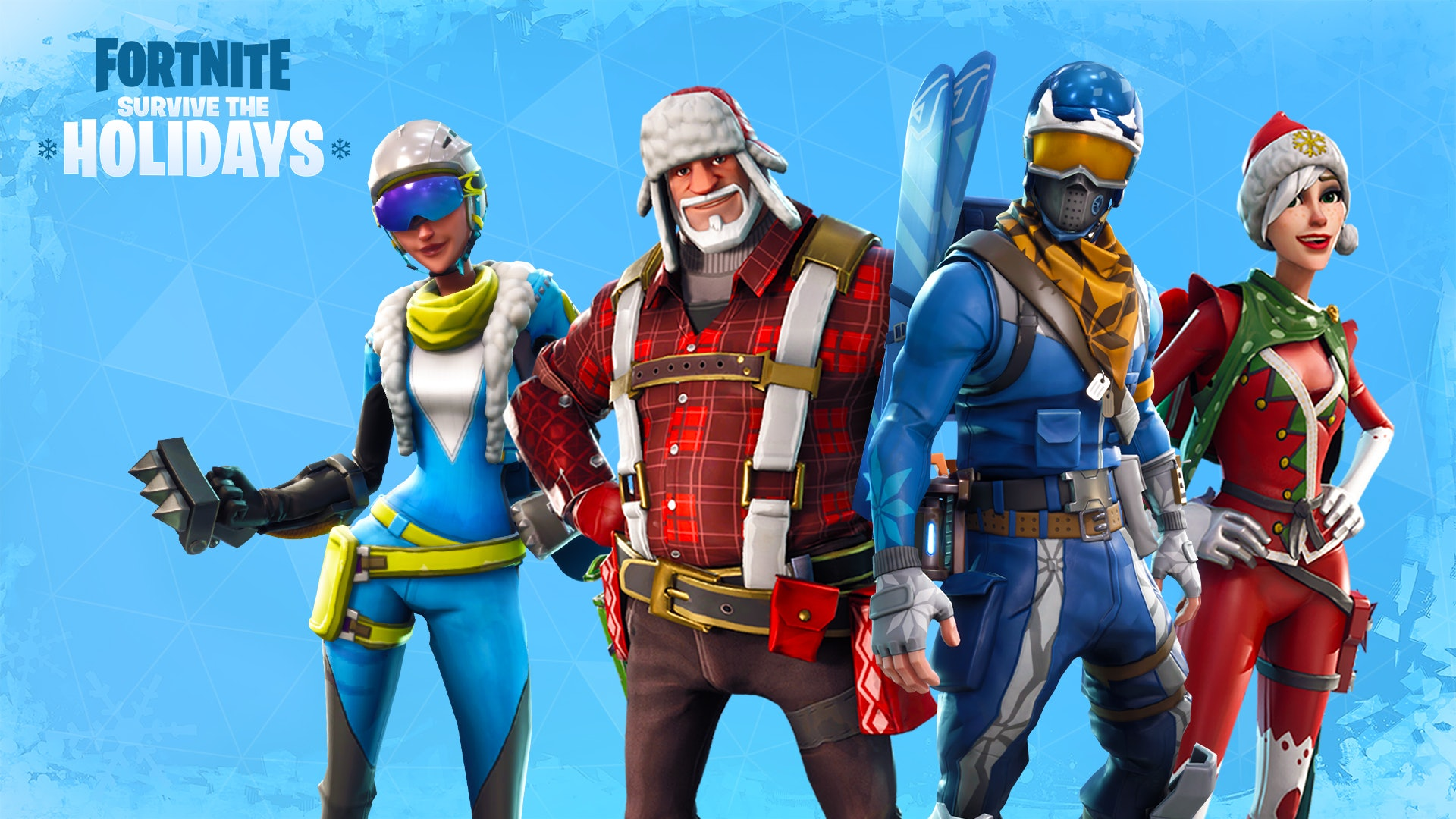 'Fortnite' Survive the Holidays