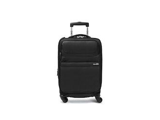 Genius Pack G4 Carry-On Spinner Case (Titanium)