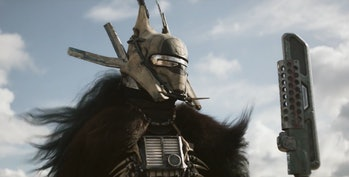 The identity of Enfys Nest in 'Solo' is totally different from old Star Wars comics.