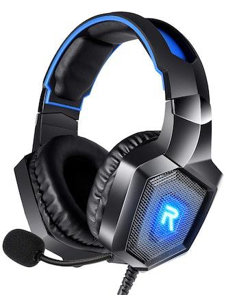 RUNMUS Gaming Headset PS4