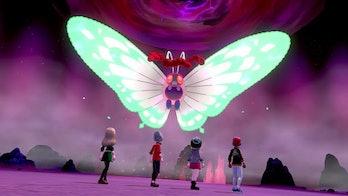 gigantamax pokemon sword and shield