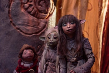 The Dark Crystal Age of Resistance Netflix