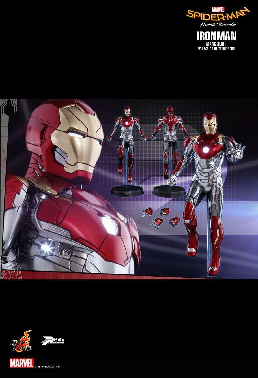 Spider-Man Iron Man Armor